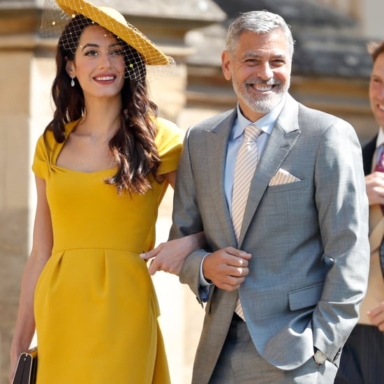 Will George Clooney Be Royal Baby Archie's Godfather?