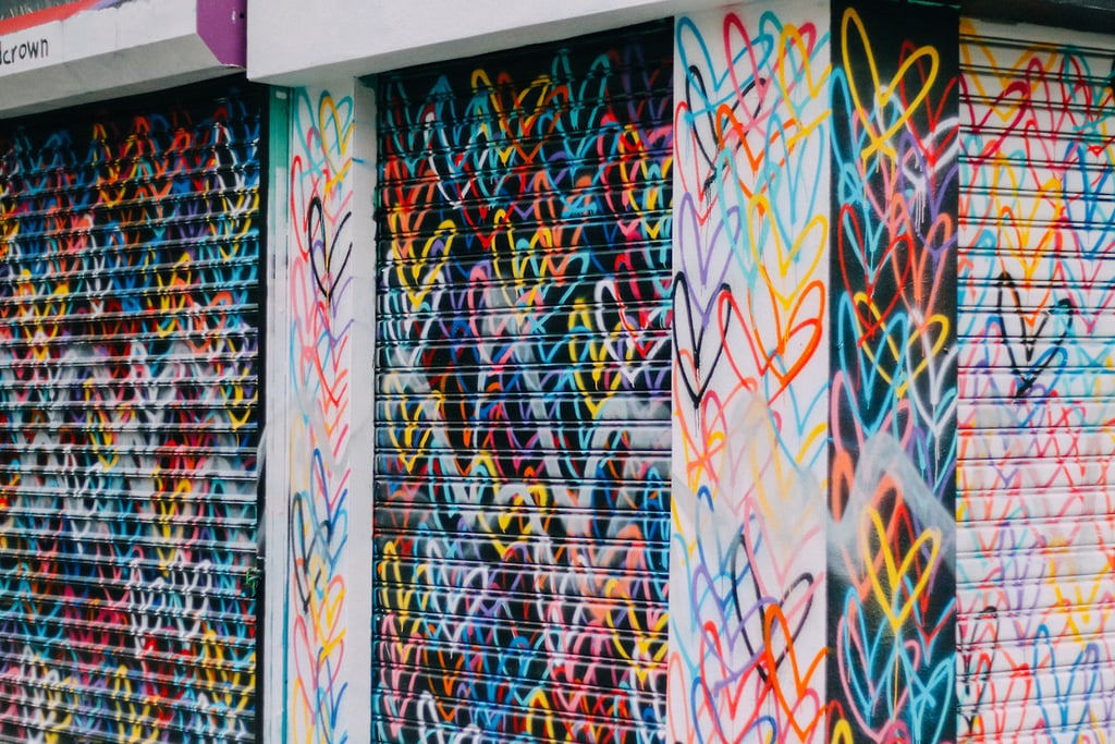 Street Art Galore