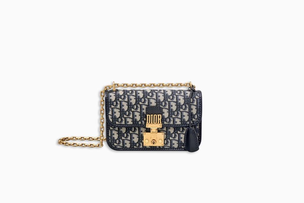 Dior Addict Flap Bag in Dior Oblique Canvas  9a06273c6f40d