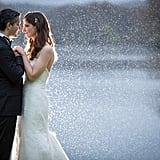 Rainy Lake Wedding