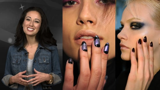 Fall 2011 Nail Trends from New York Fashion Week