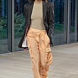 Puffy Sleeves on the Tibi Runway at New York Fashion Week