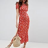 ASOS City Maxi Dress
