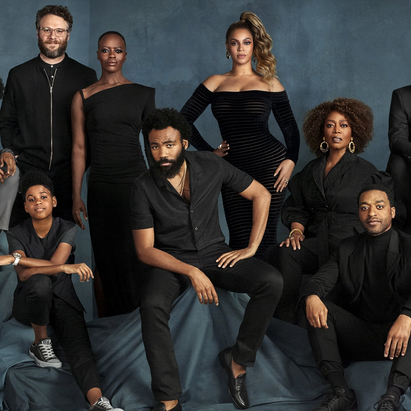 The Lion King New Cast And Character Photos Popsugar Entertainment