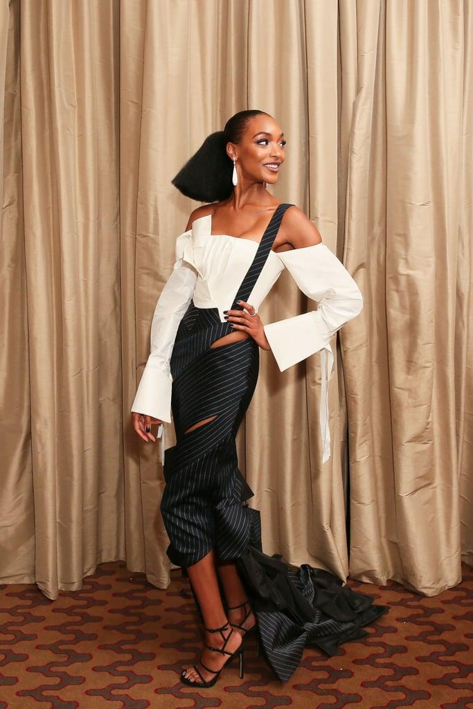 Jourdan Dunn H&M Dress at 2017 Met Gala
