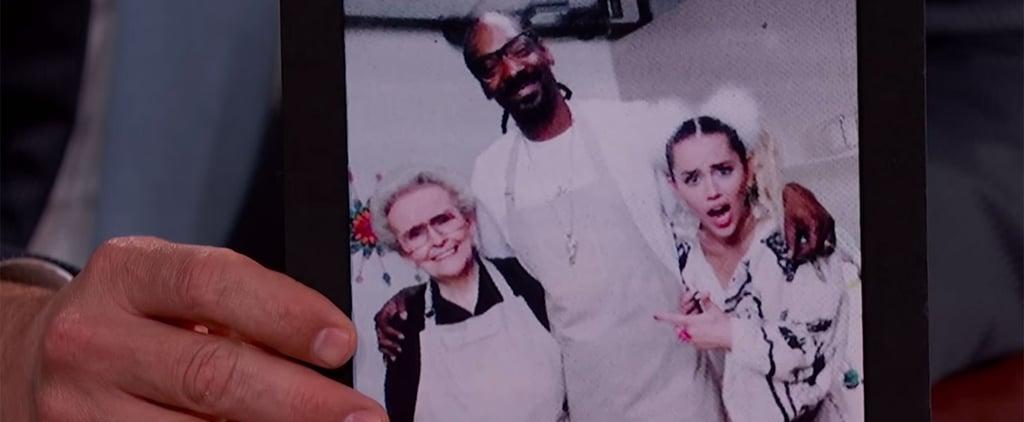 Miley Cyrus's Grandma's Crush on Snoop Dogg