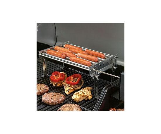 Motorized Hot Dog Griller