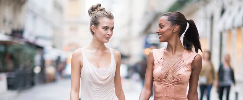 These 2 Victoria's Secret Models Are BFFs, So Don't Even Try to Get in Between Them