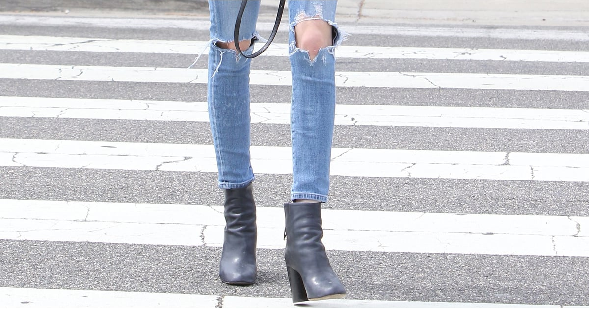 how to wear flat ankle boots 2016