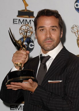 Live From the Emmy Press Room: Jeremy Piven