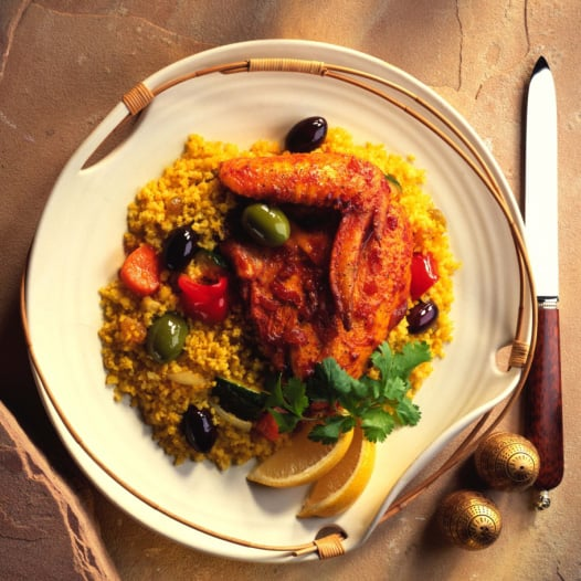 Moroccan Dishes and Ingredients