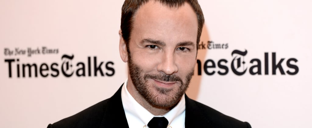 Tom Ford Won't Let His Son Wear This 1 Item