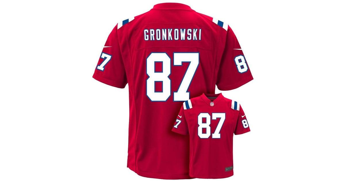 rob gronkowski jersey toddler