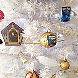 Chocolate Frog Card Ornaments