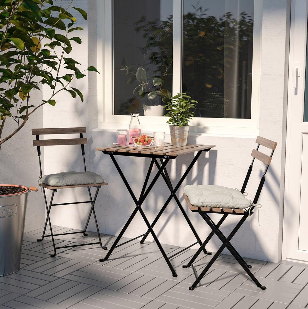 Tärnö Table With 2 Chairs
