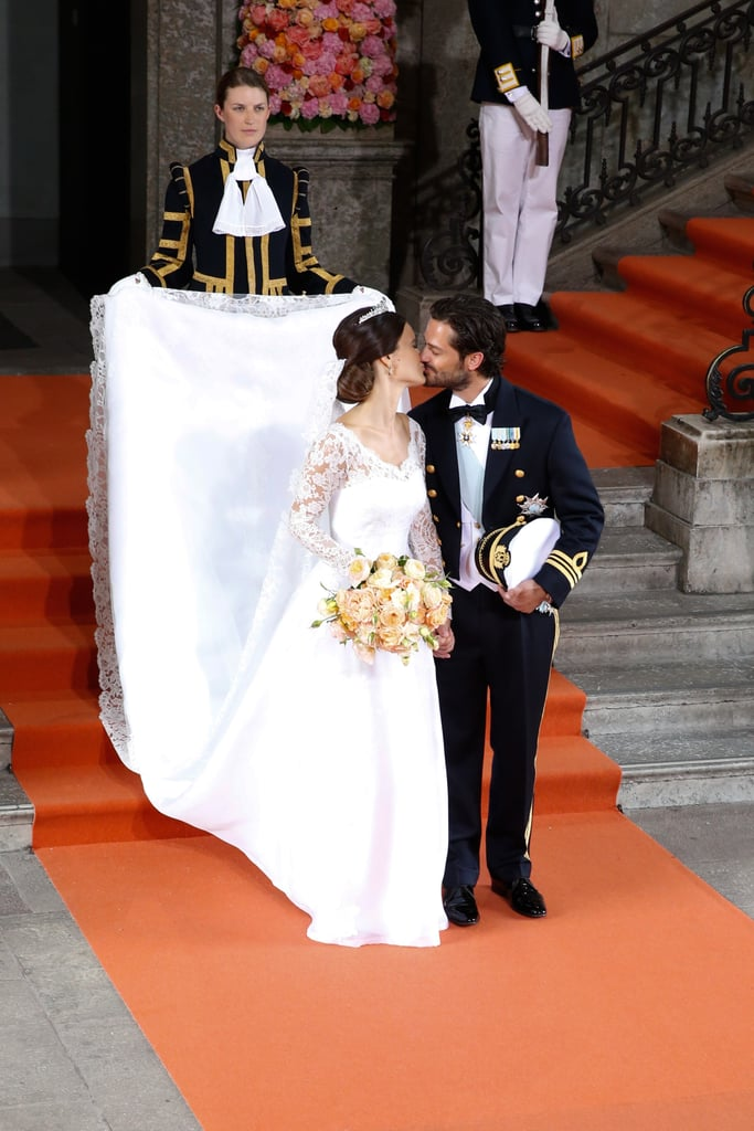 Princess sofia of sweden 2015 21 breathtaking wedding for Swedish wedding dress designer