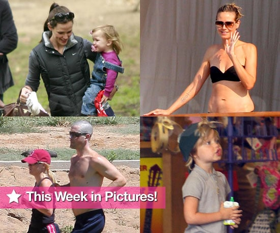 Pictures of Shiloh Jolie-Pitt, Reese Witherspoon, Heidi Klum Bikini and More!
