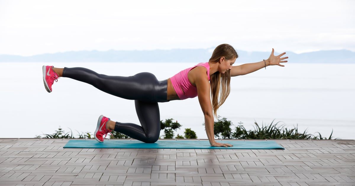 Before Jumping Into an Intense Workout, Do This Trainer-Recommended Full-Body Warmup