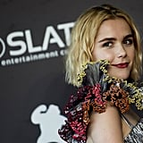 Kiernan Shipka at Sitges Film Festival in 2018