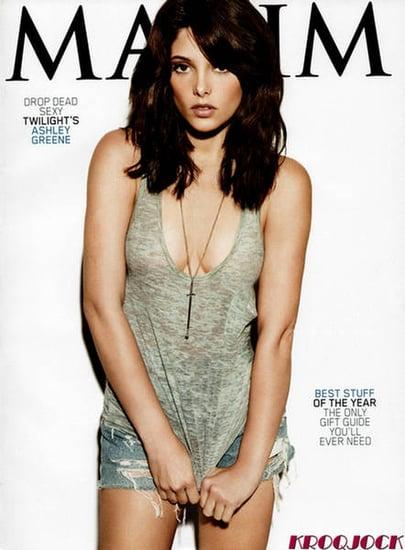 Ashley Greene does Maxim-december 09