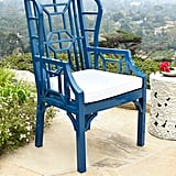 Chinoiserie Outdoor Wing Chair ($725)