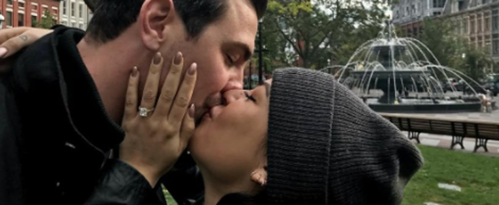 Pretty Little Liars Star Janel Parrish Is Engaged!