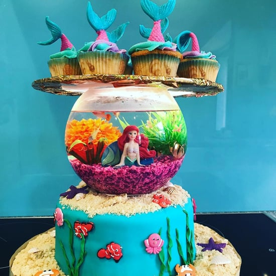 Disney Princess Cakes