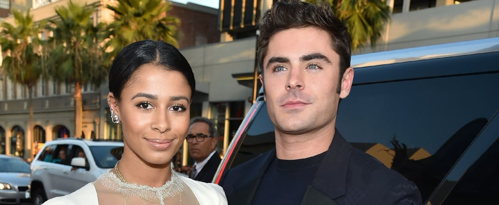 Here's How Zac Efron and Sami Miró Celebrated Their First Anniversary