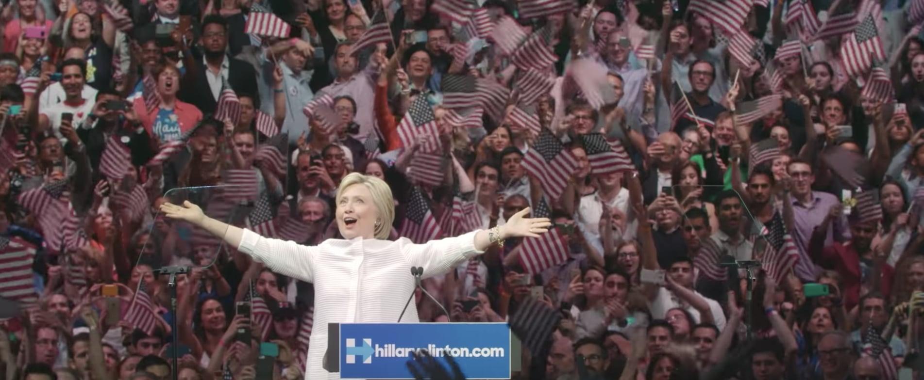Hillary Clinton Hulu Documentary Trailer —Video