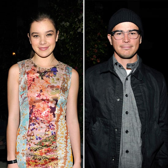 Josh Hartnett and Hailee Steinfeld at Vogue Party Pictures