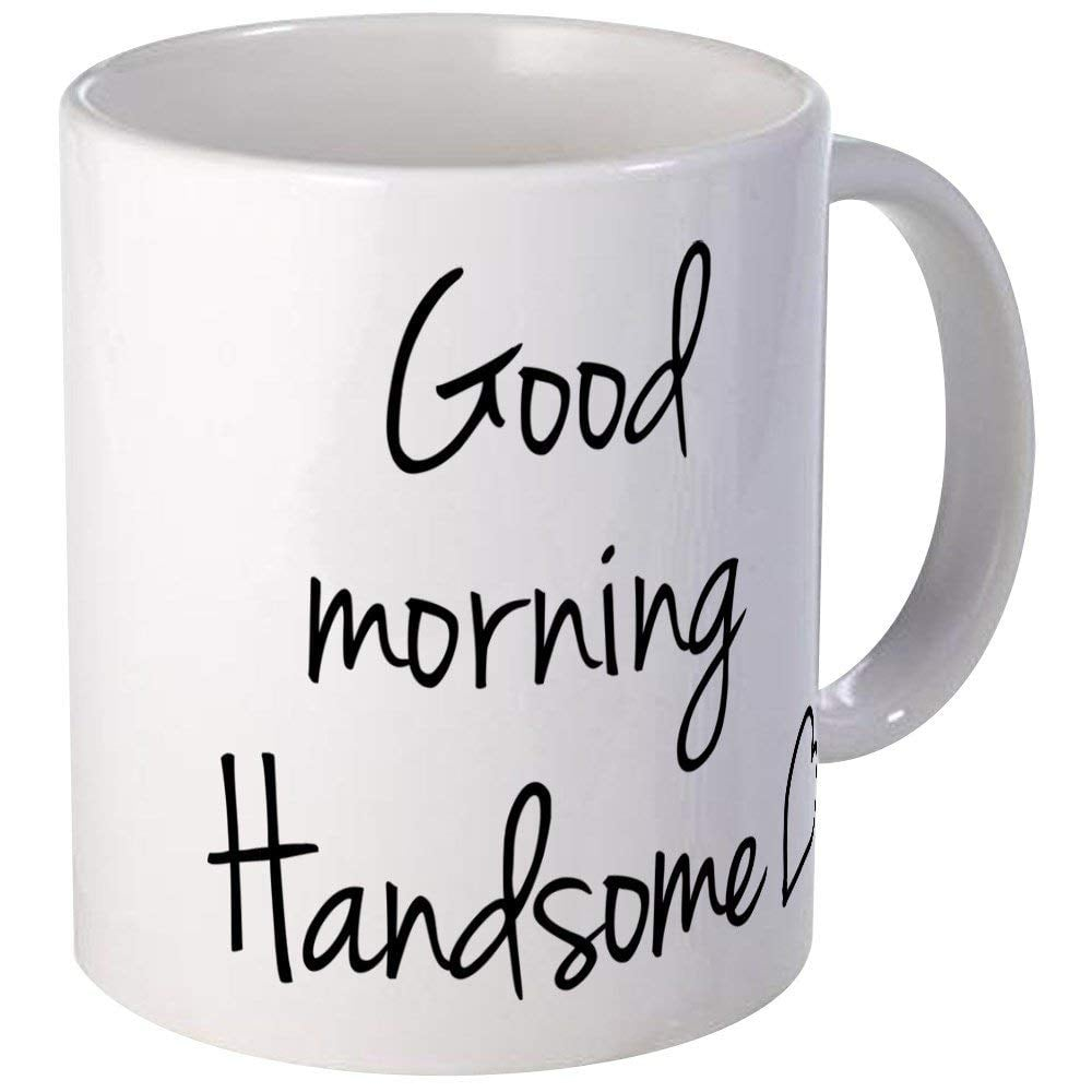 A Mug to Think of You in the Mornings