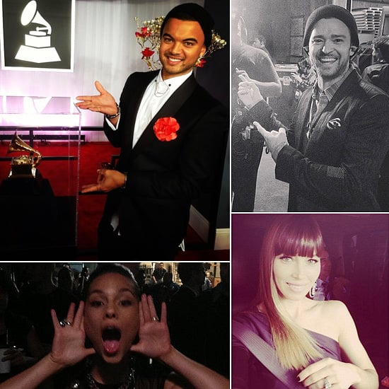 Celebrities Share Cute Candids From the Grammys!