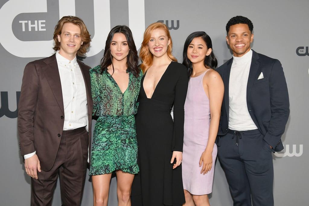 Nancy Drew TV Show Cast