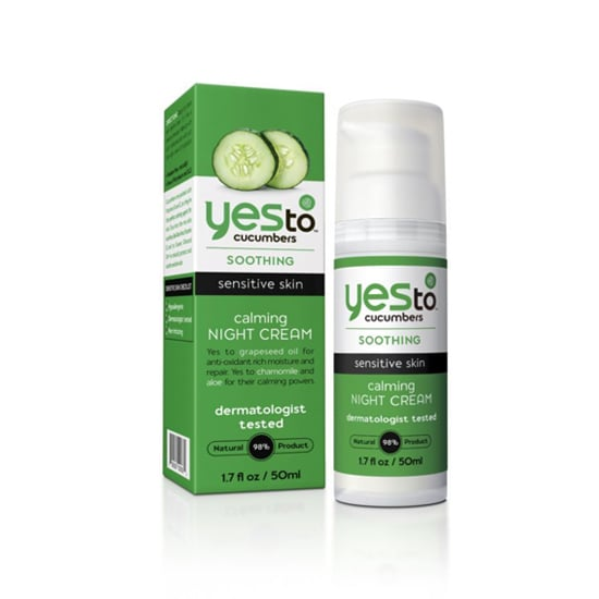 Yes to Cucumbers Night Cream Review