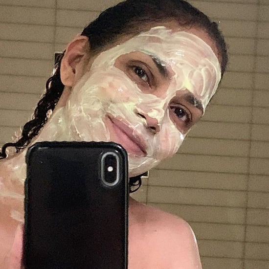 Halle Berry's Homemade Face-Mask Recipe