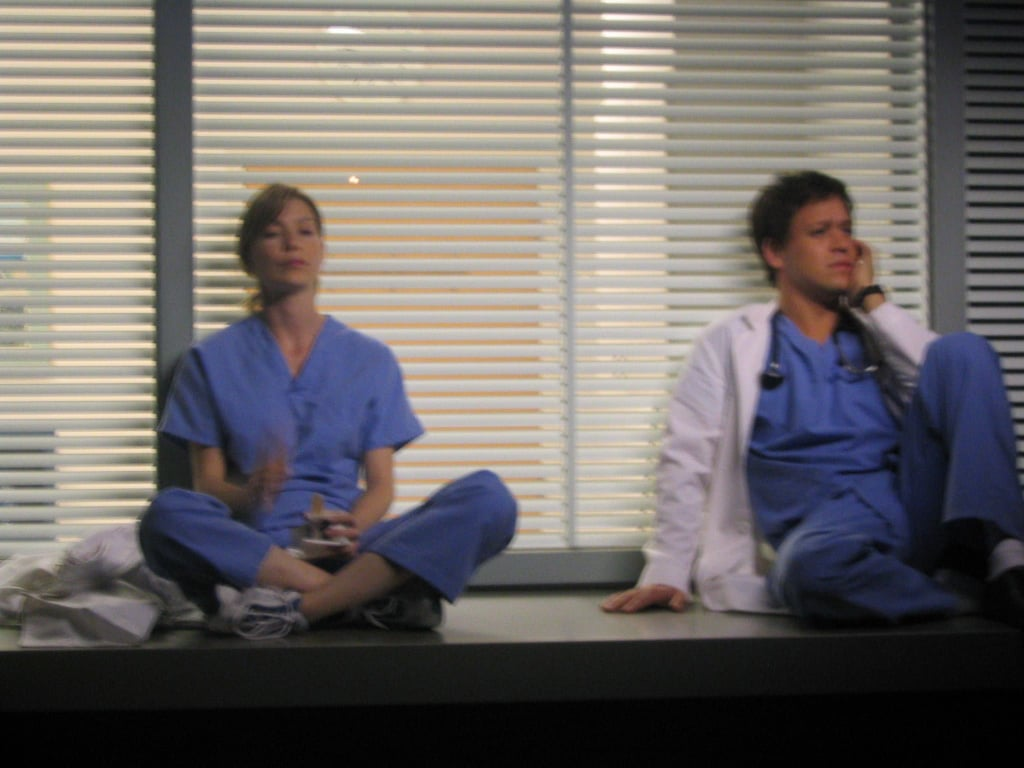 Shonda Rhimes Takes Us Back to 2005 With These Photos From the Grey's Anatomy Pilot