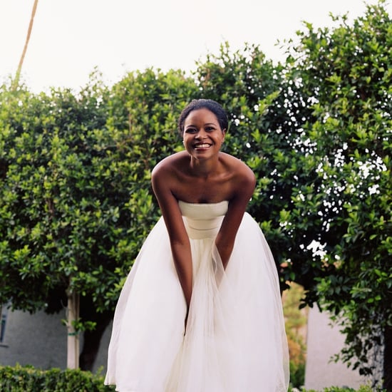 29 Photos to Take of Your Wedding Dress From All Angles