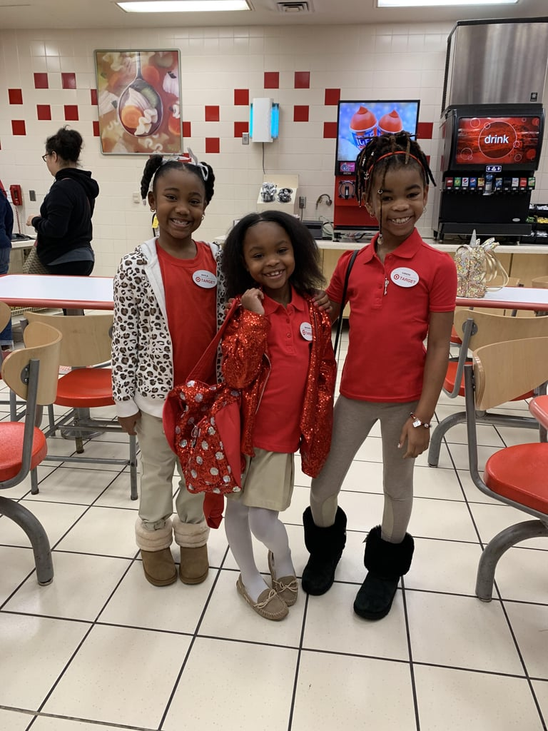 This Girl's Target Birthday Party Is Going Viral On