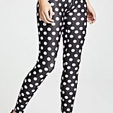 Terez Let's Polka Tall Band Leggings