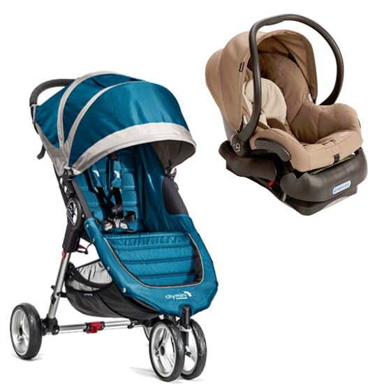 Easy Infant Travel System