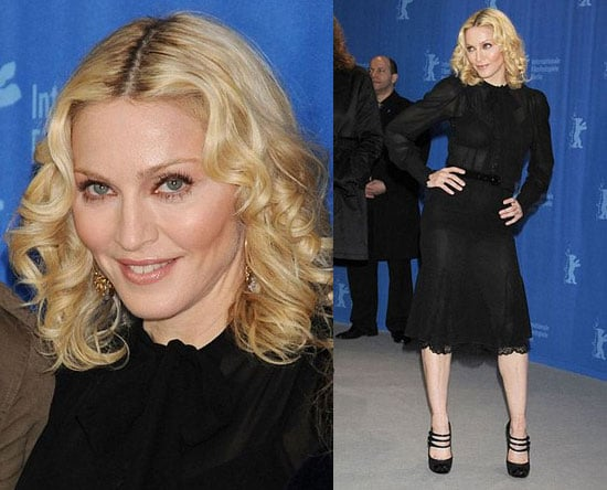 Madonna at the Berlin Film Festival 2008-02-13 14:30:11