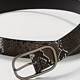 Violeta By Mango Snake Belt