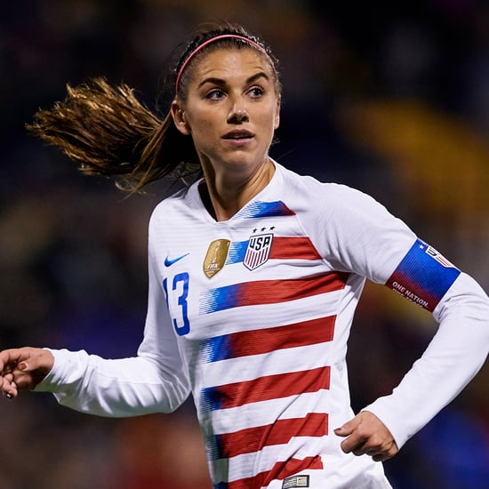 Who Is Alex Morgan?