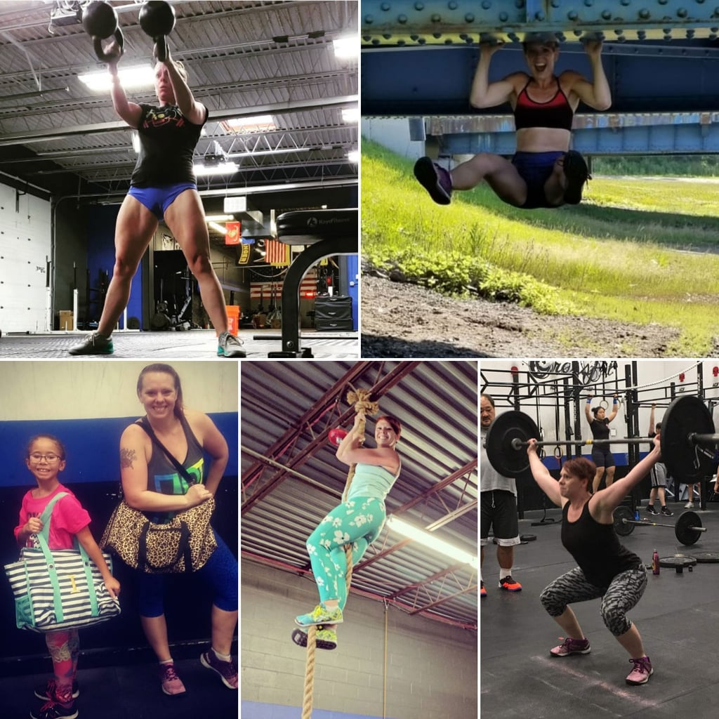 Tabitha Finds CrossFit
