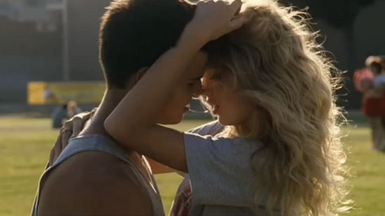 Taylor Lautner and Taylor Swift in Valentine's Day Movie