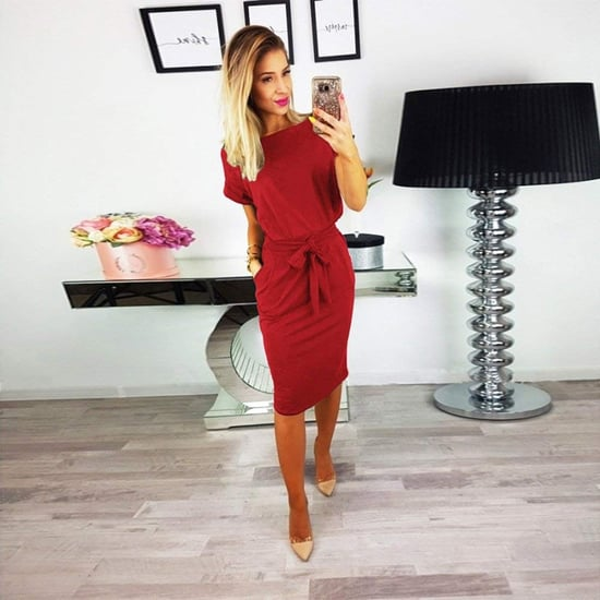 Comfortable Work Dress From Amazon