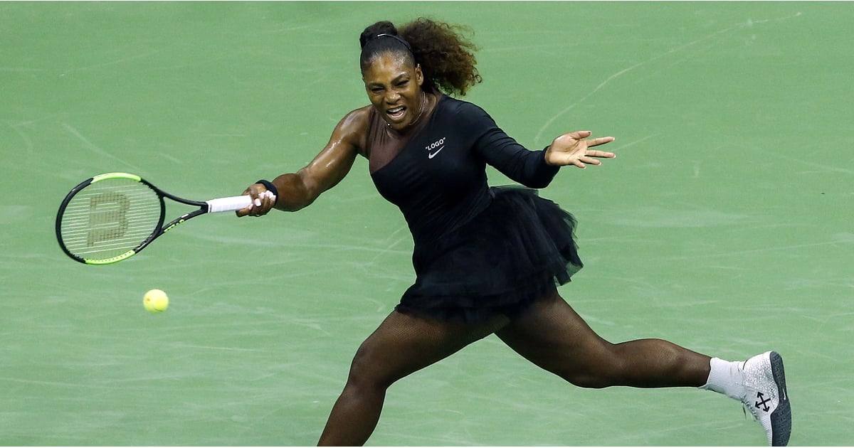 serena williams tennis tutu outfit at the 2018 us open