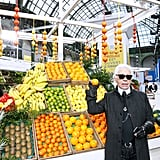 Karl on His Diet