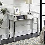 SSLine Mirrored Writing Desk Vanity