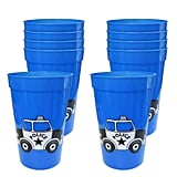 Blue Orchards Police 12-Ounce Cups
